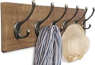 Best solid oak coat rack Reviews