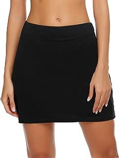 Women's Active Performance Athletic Skorts Lightweight Skirt for Tennis Golf Yoga Training Running Workout Sports