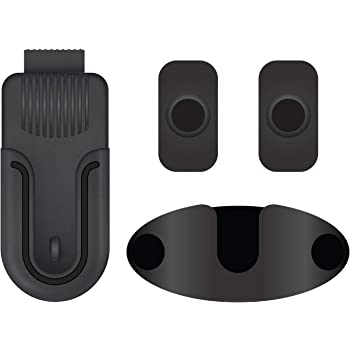 Cellet Swivel 4 Piece Belt Clip Compatible for GPS, Walkie-Talkie, Apple iPhone Xr/Xs/Xs Max/X/8/8Plus/7/6 Samsung Note 9/8/5/S9/S9+/S8+/S8/S7/J7/J3/ LG K20/Q7+/Stylo 4/3/2/Q Stylus/V35 ThinQ/V30