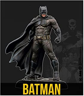 Batman Miniature Game: Batman (Ben Affleck) (2nd Edition) (Resin)