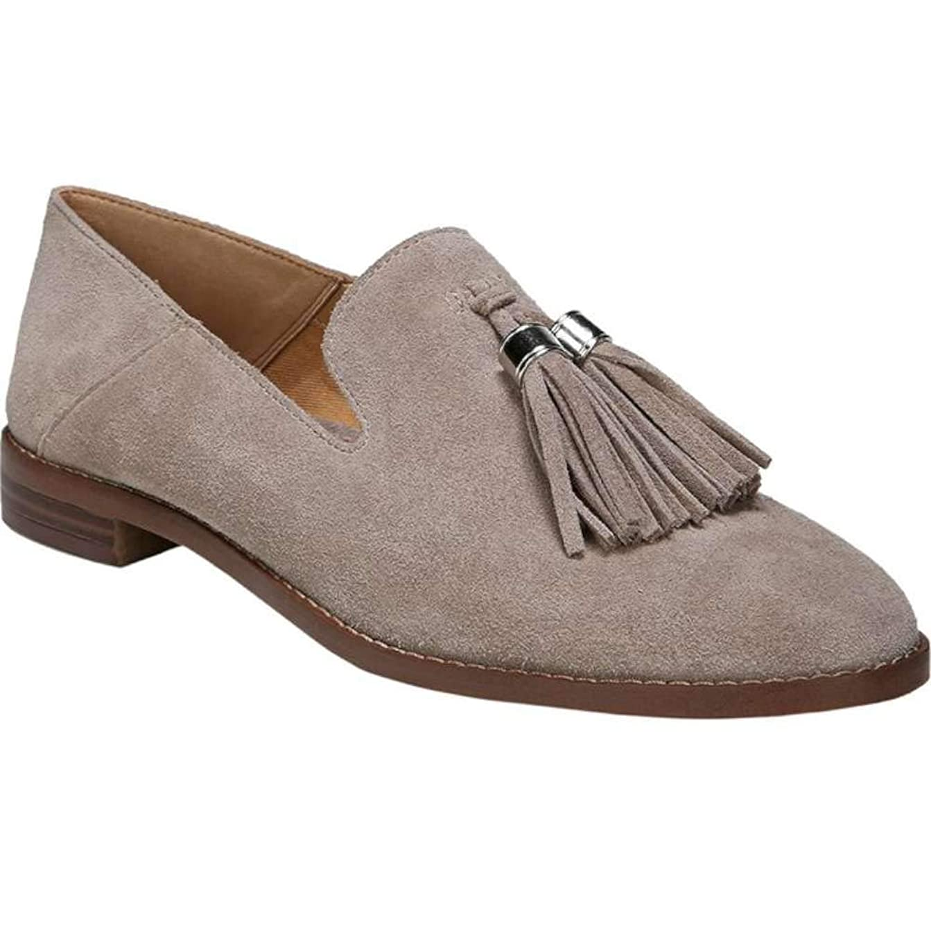 いろいろモニカ愛撫[Franco Sarto] Womens Holland Leather Almond Toe Loafers [並行輸入品]