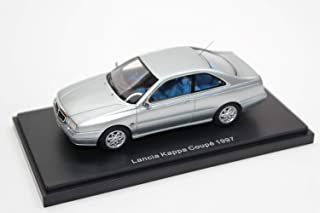 Lancia Kappa Coupé Azzuro Saturno Metallic 1997 Year - Executive car - 1/43 Scale Collectible Model Vehicle - 2-Door Coupe