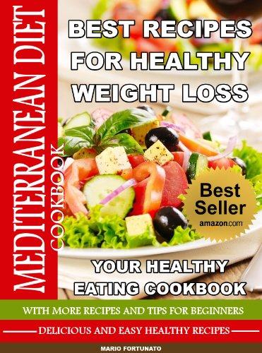 best mediterranean diet recipe cook book