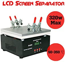 LCD Screen Separator Glass Removal Repair Machine Hot Plate for Cell Phone