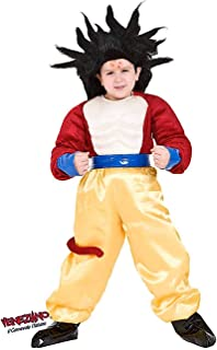 Amazon.es: disfraz goku niño