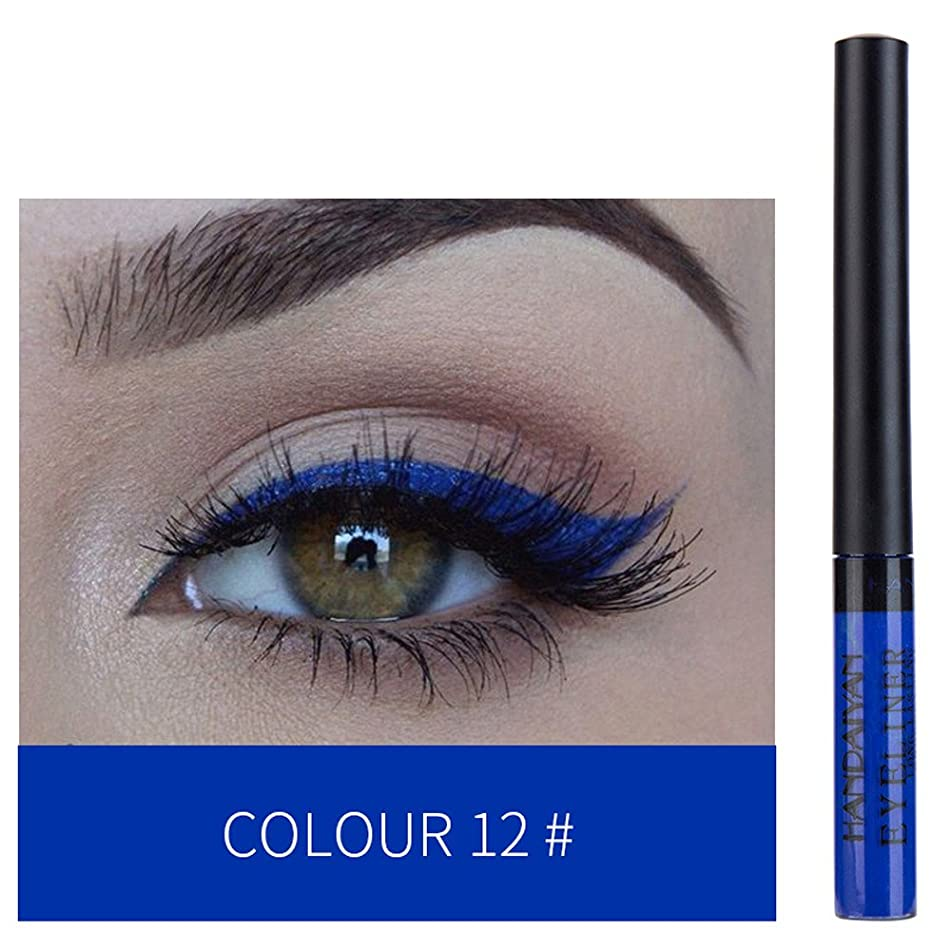 FORUU Women's Eyeshadow, 2019 Valentine's Day Surprise Best Gift For Girlfriend Lover Wife Party Under 5 Free delivery Metallic Shiny Smoky Eyes Waterproof Glitter Liquid Eyeliner