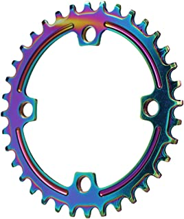 GANOPPER 104BCD Chainring Narrow Wide Teeth Single Speed Crank Set Rings for Most Shimano SRAM Bike Parts
