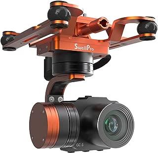 Waterproof 4K Camera 3 Axis Gimbal for Swellpro Splash Drone 3/3 Plus
