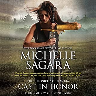 Cast in Honor cover art