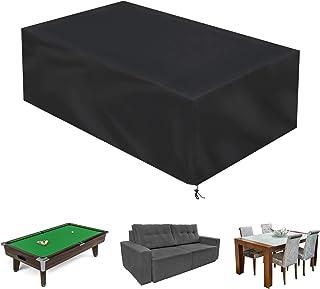 9Ft Snooker Pool Table Cover Billiard Table Cloth Heavy Duty Waterproof Dust