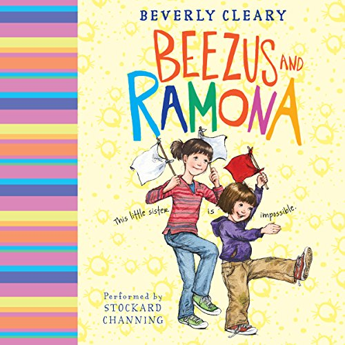 Beezus and Ramona cover art