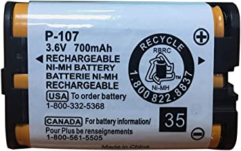 Best panasonic hhr-p107 battery Reviews