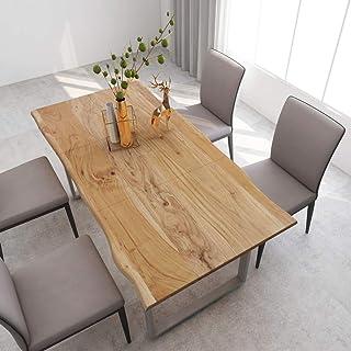 FAMIROSA Table de Salle à Manger 180x90x76 cm Bois d'acacia Massif-6476