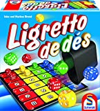 Schmidt Spiele–88167–Ligretto di Dadi