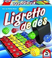 Schmidt Spiele- Ligretto de Dés, 88167