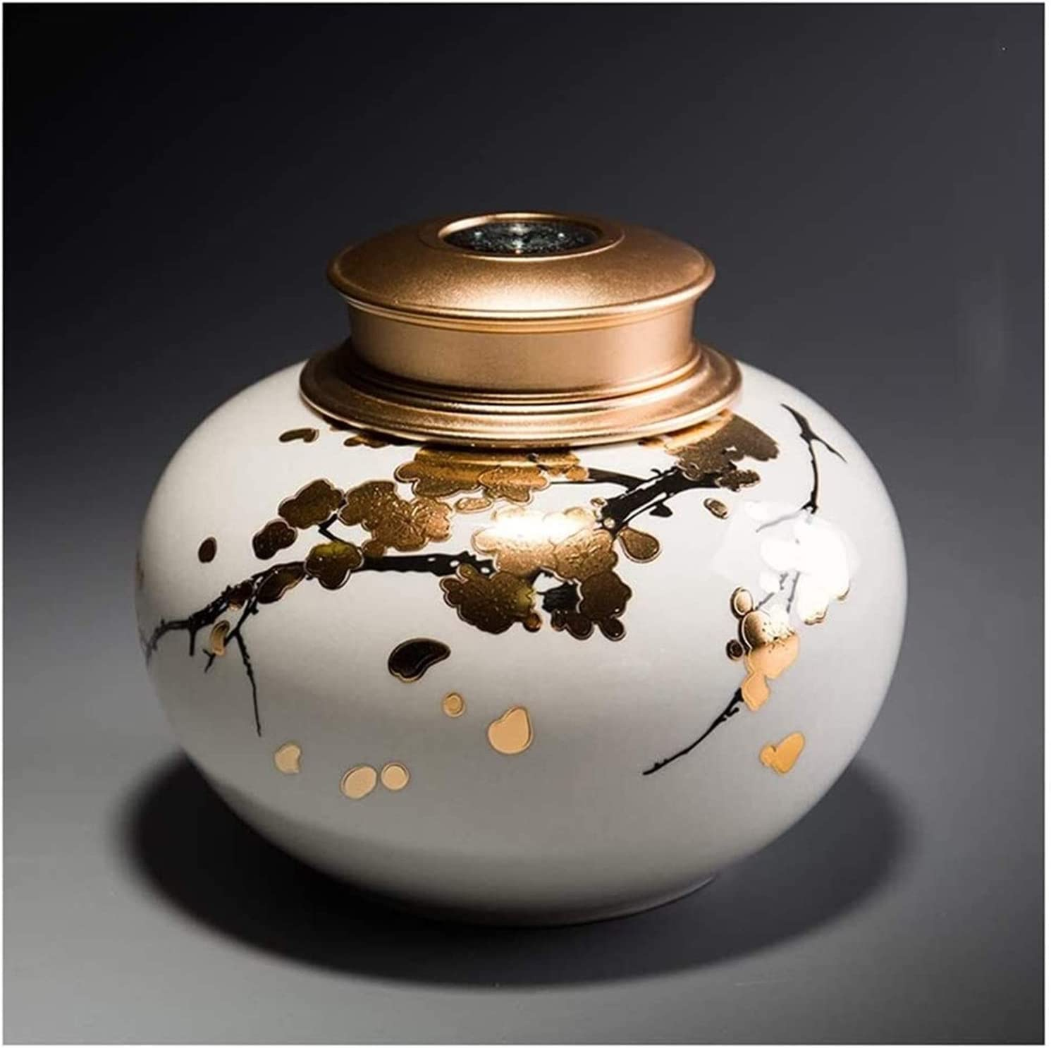Cremation Urns for Elegant Adult cheap Burial Ashes Funeral Decorative