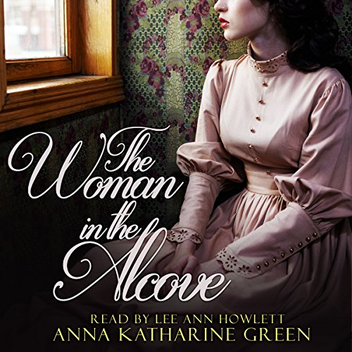The Woman in the Alcove audiobook cover art