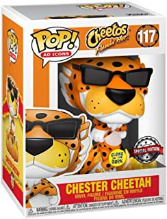 Funko POP! Ad Icons #117 - Chester Cheetah [Glow in The Dark] Exclusive