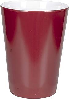 Bo-Camp - Tazza, 100% melammina, Ø 8,5 cm, Colore: Rosso