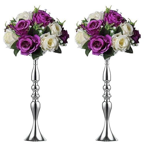 Silver Wedding Centerpieces Amazon