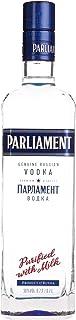 Parliament Vodka - 38% Vodka 1 x 0,7l - Milchgereinigter Premium-Vodka aus Russlands Hauptstadt Moskau