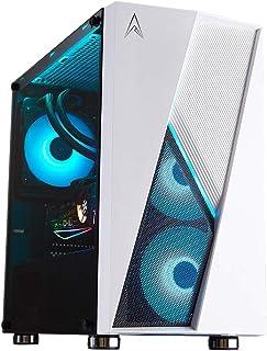 Allied Esports Gaming PC: Ryzen 3 3100, RX 570 8GB, 8GB RAM, 120GB SSD, 1TB HDD Gaming Computer Desktop PC