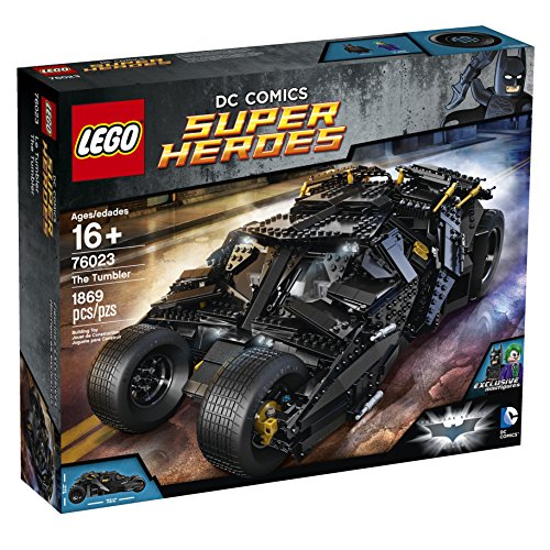 LEGO Superheroes 76023 The Tumbler (Discontinued by manufacturer) by LEGO