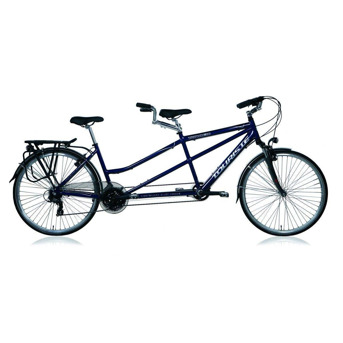 Bicicleta Tandem touriste 28 -H20: Amazon.es: Deportes y aire libre