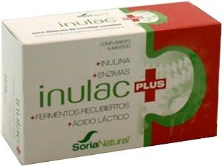 Soria Natural Inulac Plus - 24 Tabletas