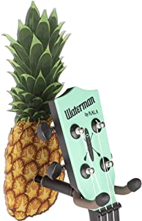 String Swing Ukulele Adhesive Wall Mount Pineapple Stand for Mandolin and Ukele- Concert Pineapple Soprano Tenor and Barit...