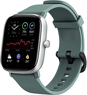 Amazfit Watch GTS 2 mini, 1.55 inch AMOLED - Sage Green