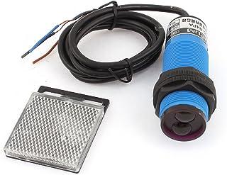 sourcingmap E30-R4PA PNP NO 3-cavetti 1-4m sensore fotoelettrico interruttore DC 10-36V