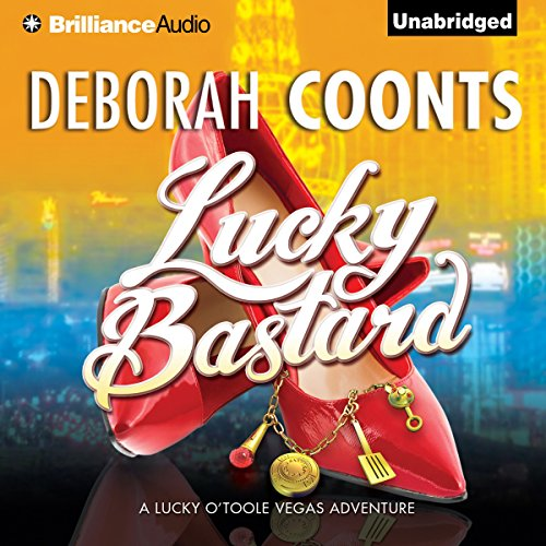 Lucky Bastard audiobook cover art