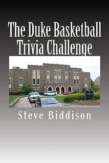 The Duke Basketball Trivia Challenge