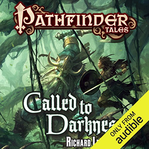 Called to Darkness audiobook cover art