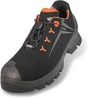 Uvex 6526 2 S3 Hi WR HRO SRC Goretex Chaussures de travail Noir Taille 44