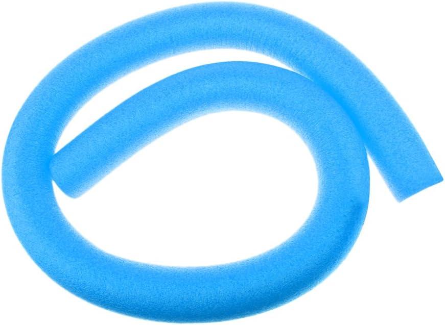 150cm Flexibler Schaumstoff Schwimmnudel Poolnudel Schwimmen Nudel Gelb
