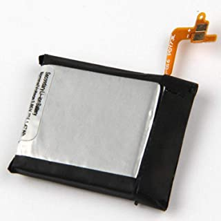 Toopower New Battery Replace for Samsung Gear S3 Frontie, Samsung Gear S3 Classic, Samsung Gear SM-R760 SM-R770 SM-R765 GH43-04699A EB-BR760ABE [3.85V 380mAh]