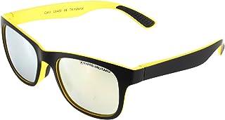 Swiss Military UV Protected Wayfarer Men's Sunglasses - (SUM48|52|Yellow Color Lens)