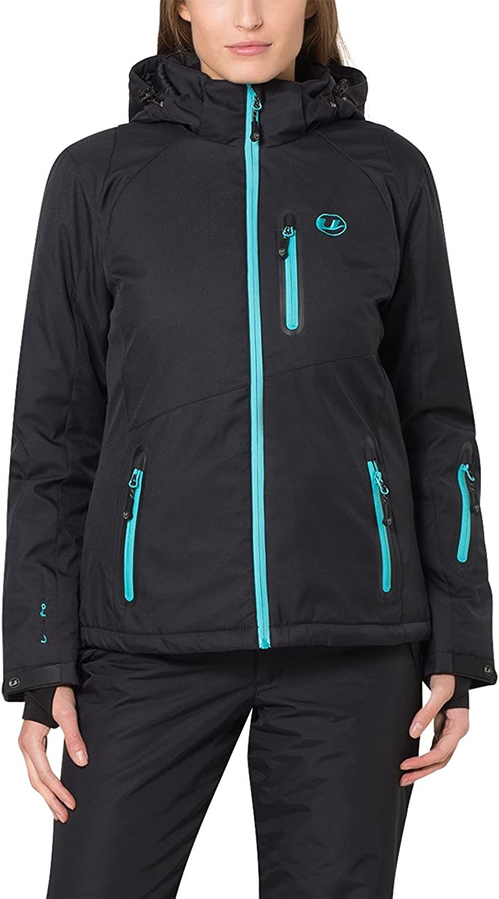 Ultega Women's Serfaus Softshell Jacket with UF 10.000