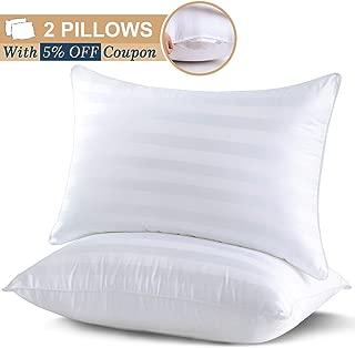 custom bed pillows