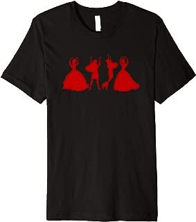 State Pride O-H-I-O Princess Shirt for fans Ohio