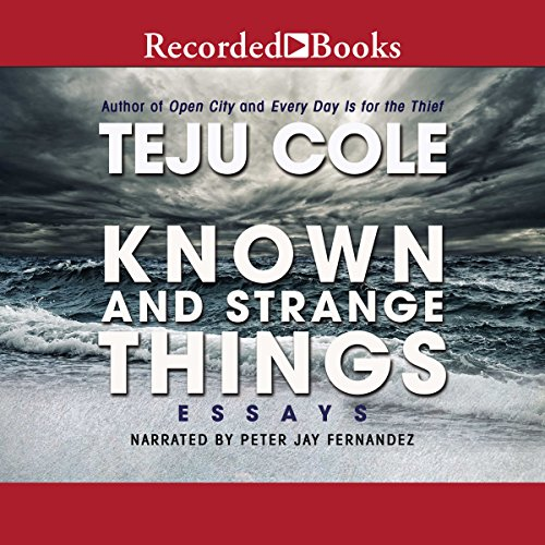 Known and Strange Things audiobook cover art