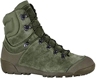 Authentic Ex-Soviet Tactical/Duty/Hiking SWAT Boots (Mongoose 24041) Made in Belarus.