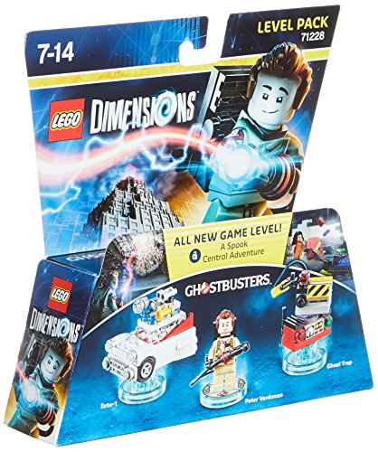 Warner Bros Interactive Spain Lego Dimensions - Los Cazafantasmas, Peter Venkman