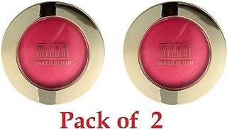 Milani Baked Blush, 11 Bella Rosa (Pack of 2)