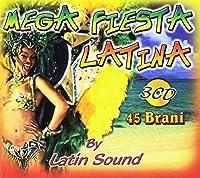 Mega Fiesta Latina 45 Brani