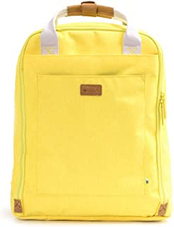 """Golla Orion 15.6"""" Classic Daypack Laptop Backpack Sun Yellow Style G1765"""
