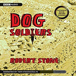 Dog Soldiers audiobook cover art