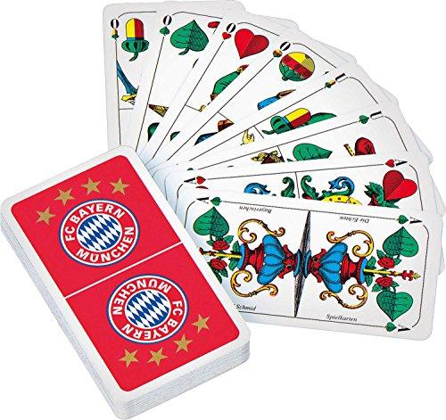 FC Bayern 21682 Schafkopfkarten